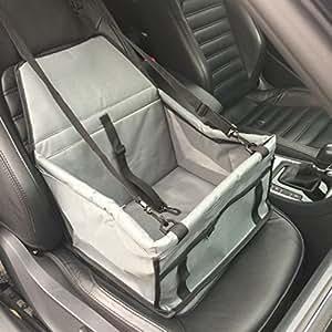 wowgood siege auto pour chat chien sac tapis animaux impermeable pour voiture avec ceinture de. Black Bedroom Furniture Sets. Home Design Ideas