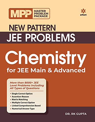 Practice Book Chemistry For Jee Main and Advanced