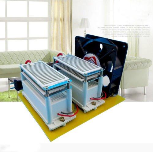 JIAN YA NA 220V 20G 20000mg / h Generador Ozono Purificador