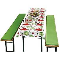 suchergebnis auf f r bierzeltgarnitur mit lehne auflagen polster gartenm bel. Black Bedroom Furniture Sets. Home Design Ideas