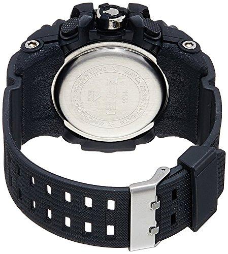 SKMEI Analog-Digital Black Dial Men's Watch-AD1155 (BK White)