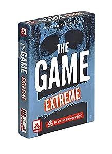 Nürnberger Spielkarten 4041 - The Game - Extreme, juego de cartas cooperativo y desagradable