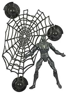 spiderman 3 noir costume super articule 39 jeux. Black Bedroom Furniture Sets. Home Design Ideas