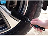 Best Alloy Wheel Cleaners - NIKAVI Car Wheel Rim Cleaning Brush, Truck Motorcycle Review