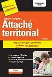 Concours Attaché territorial - Catégorie A - Préparation rapide et ...