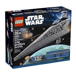 Lego Star Wars 10221 Super Star Destroyer / Sternenzerstörer NEU OVP