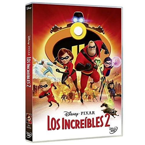 Pixar Los Increíbles 2 [DVD] 5