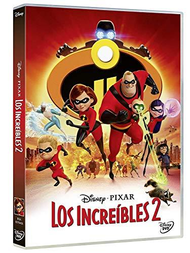Los Increíbles 2 [DVD]