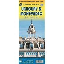 URUGUAY/MONTEVIDEO - 1/800.000 1/10.000