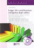 Legge 10 e certificazione energetica degli edifici