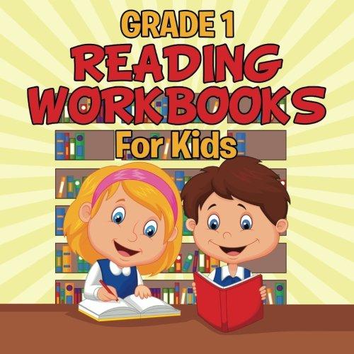 Grade 1 Reading Workbooks: For Kids (Reading Books)