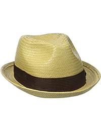 Brixton Castor–Sombrero, Unisex, Color Tan/Dark Brown, tamaño M