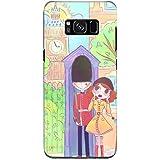 "Disagu SF-sdi-5573_1172#zub_cc7418 Design Schutzhülle für Samsung Galaxy S8 - Motiv ""Londongirl"""
