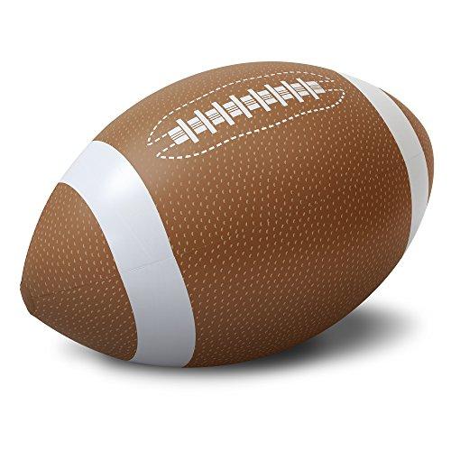 gofloats 4'Riesige aufblasbare Fußball-aus Premium Reihe Grade Vinyl -