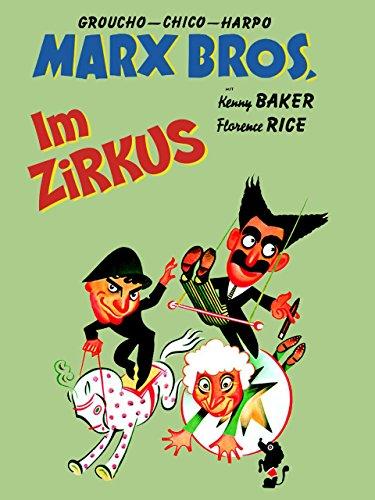 Marx Brothers - Im Zirkus -
