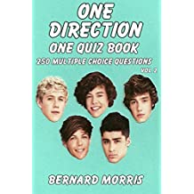 One Direction One Quiz Book Vol 2: 250 Multiple-Choice Questions