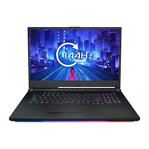 ASUS ROG Strix HERO G731GV 173 Inch Full HD 144 Hz Gaming Laptop - Black Intel i7-9750H Nvidia GeForce RTX 2060 6 GB  512 GB PCI-e SSD  1 TB SSHD 16 GB RAM Per Key RGB