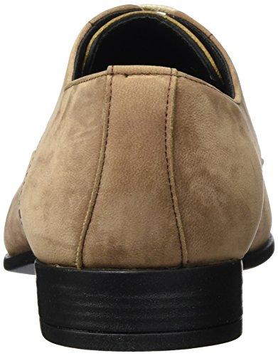 Tamboga 3158-V, Chaussures à Lacets Homme Beige (Beige 04)