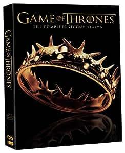 Game of Thrones - Die komplette zweite Staffel (+ Pin) (exklusiv bei Amazon.de)