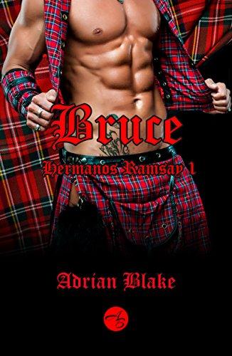 Bruce (Hermanos Ramsay nº 1) por Adrian Blake