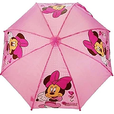 Disney Minnie Mouse Pink Umbrella DMINN005025