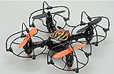 UDI R/C U830 Mini-UFO Quadrocopter Drohne - 6-AXIS Gyro , 360° Flip Funktion