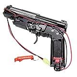 CYMA Metal Front Wiring SVD Completar Gearbox Set para CM057 SVD Airsoft AEG - AirsoftGoGo Llavero Incluido