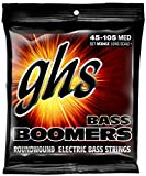 ghs M3045X LS Bass Guitar Strings 45-105 MED Long Scale