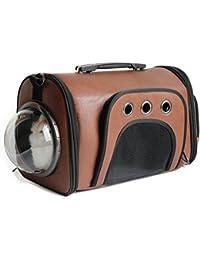 SHKY Bolso de viaje para mascotas Bolso de espacio para mascotas Bolso de viaje innovador Capsual