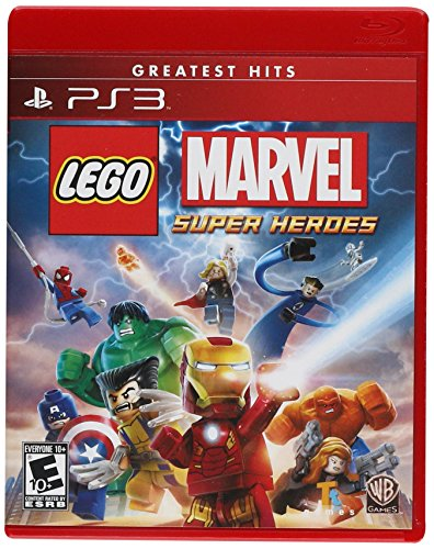 Lego: Marvel Super Heroes - [PC]