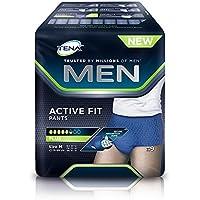 Tena Men Active Fit Pants Plus Slip absorbente Talla M (46–52) 9piezas
