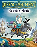 Disenchantment Coloring Book