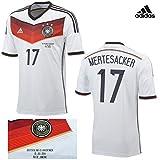 adidas DFB Trikot Home Mertesacker Finale WM 2014 Herren XXL - 62