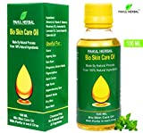 Pahul Herbal Bio Skin Care Oil for Scars, Aging Skin, Acne, Pregnancy stretch marks, Made from 100% Natural Ingredients- 100 ml