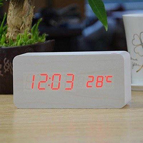 Shelf Uhr: Holz-Handwerk Montage Holzbau Clock Kit -