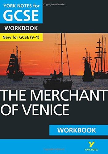 The Merchant of Venice: York Notes for GCSE (9-1) Workbook por Emma Page