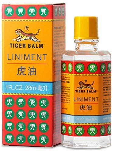 Bálsamo De Tigre Loción Liquido 28ml Aceite Tiger