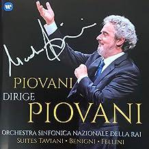 Piovani Dirige Piovani - Edizione Autografata (Esclusiva Amazon.it)