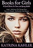 Best Teen Books For Girls - Books for Girls - 4 Great Stories Review