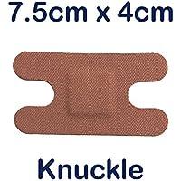 500x Steroplast Premium Ultra selbstklebend Medical Grade Hand Knuckle Schneiden Boxen Pflaster 7,5cm x 4cm preisvergleich bei billige-tabletten.eu