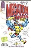 megaton man hard copy no 1