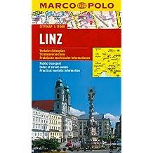 MARCO POLO Cityplan Linz 1:15 000 (MARCO POLO Citypläne)
