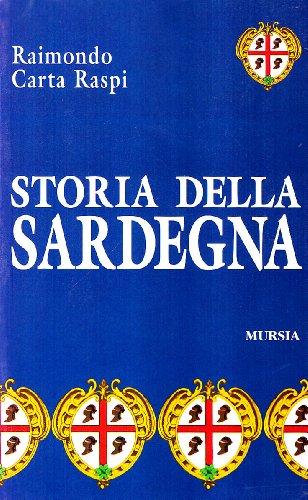 Preisvergleich Produktbild Storia della Sardegna