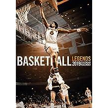 Basketball Legends 2019 Calendar