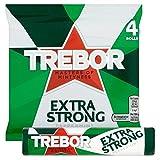 Trebor starke Zecken zusätzliche Pfefferminze 4x 41g (Packung von 2)