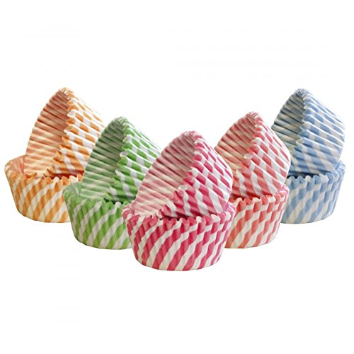 Squires Cuisine Candy Swirl caissettes Collection Lot de 90