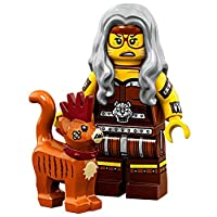 LEGO The Movie 2 Sherry Scratchen Post Minifigure 71023 (Bagged)