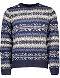 Gant 1603.085211 Suéter Hombre azul 434 3XL