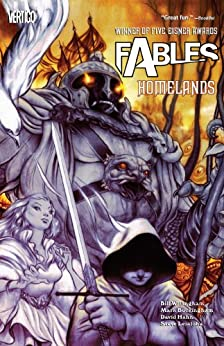 Fables Vol. 6: Homelands (Fables (Graphic Novels)) by [Willingham, Bill]