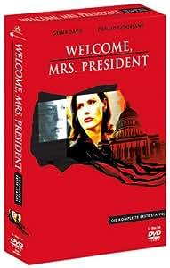 Welcome, Mrs. President - Die komplette erste Staffel [5 DVDs]